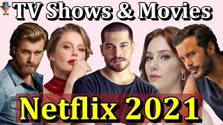 15 new Turkish Netflix projects of 2021