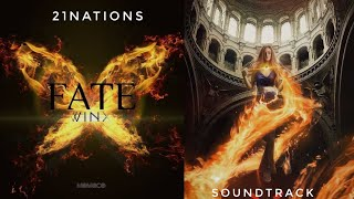 FATE THE WINX SAGA - 2021 Best Scenes (21NATIONS MUSIC VIDEO)