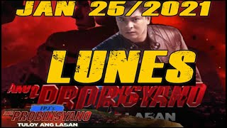 FPJ's Ang Probinsyano BUHAY SI ALYANA January 25, 2021 Highlights Episode Trending Teaser (Review