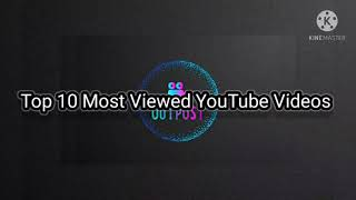 The Minute List - Top 10 most viewed YouTube videos 2021