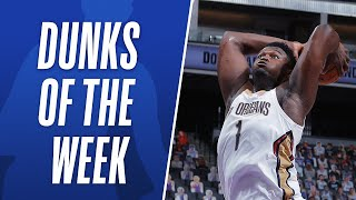 TOP DUNKS From The Week! | Week 4