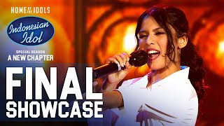 RIMAR - FEELING GOOD (Nina Simone) - FINAL SHOWCASE - Indonesian Idol 2021