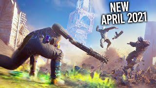 Top 10 New Games of April 2021