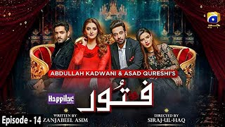 Fitoor - Ep 14 [Eng Sub] - Digitally Presented by Happilac Paints - 25th March 2021 - HAR PAL GEO