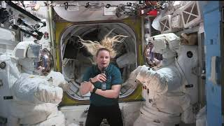 Expedition 64 Inflight with National Institutes of Health -  March 26, 2021