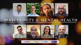 Masculinity & Mental Health Week at Laurier March 2021