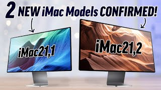 2 Redesigned iMacs are COMING in April - What to Expect!