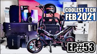 Coolest Tech of the Month FEB 2021  - EP#53 - Latest Gadgets You Must See!
