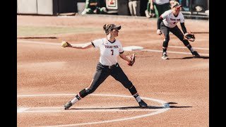 Texas Tech Softball vs. Baylor: (Post Game Presser) | March 28, 2021