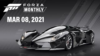 Forza Monthly | March 2021