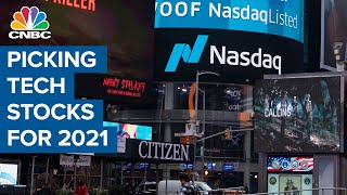 Which tech stocks she expects to do well in 2021: Market strategist Gabriela Santos