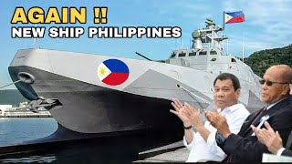 US Shocked, The PH Navy buys 20 Israeli-made high-tech patrol boats in 2021