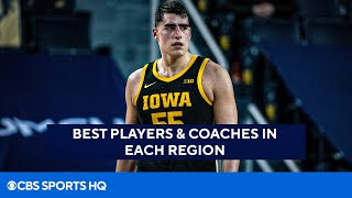March Madness: Best Players & Coaches in Each Region | CBS Sports HQ