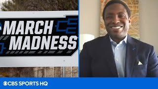 Former Coach Avery Johnson's FULL 2021 March Madness Bracket | CBS Sports HQ