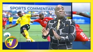 TVJ Sports commentary - March 18 2021