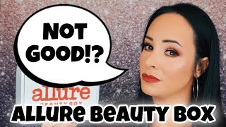 Not Good!?!? Allure Beauty Box ~Unboxing~ March 2021
