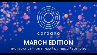Cardano360 - March 2021