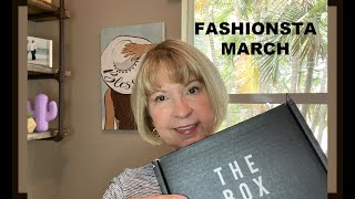 Fashionista The Box With A Purpose March 2021 *Beauty Over 60*