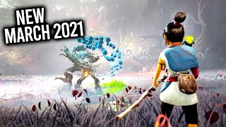 Top 10 NEW Games of March 2021