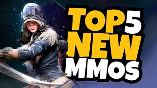 TOP 5 NEW MMOs Coming in 2021! (What Can You Play?)