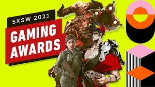 2021 SXSW Gaming Awards - March 20th @ 7PM CT