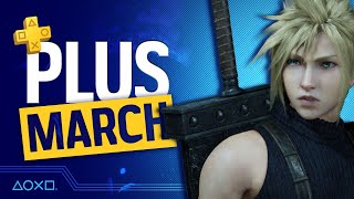 PlayStation Plus Monthly Games - PS4 and PS5 - March 2021