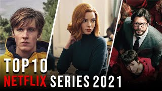 Best Netflix Series 2021 - Netflix Recommendations - Netflix March 2021