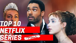 Top 10 Best NETFLIX Series to Watch Now! March 2021