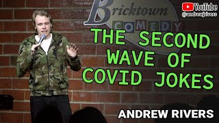 A PANDEMIC SPECIAL! - Andrew Rivers | Stand Up Comedy (25 Minutes of Covid Jokes)