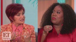 'The Talk': Sheryl Underwood, Sharon Osbourne Discuss Racism