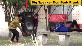 Fake Dog Bark Vs Man Scary Prank 2021! Try To Not Lough!!