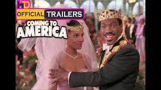5 March 2021 - Coming 2 America Official Trailer
