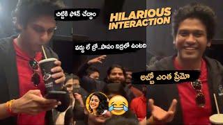 Naveen Polishetty Hilarious Interaction With Dallas People | Jathi Ratnalu | MS entertainments