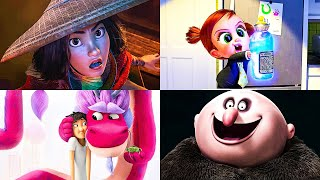 Best Upcoming Animation Movies of 2021 & 2022 | Official Trailer Compilations HD