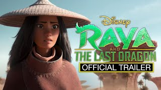 Raya and the Last Dragon: Official Trailer (2021)