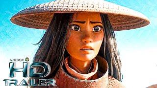 RAYA AND THE LAST DRAGON Official Teaser Trailer (NEW 2021) Disney Warrior Princess Animation HD
