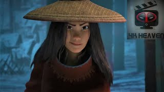 Raya and the Last Dragon New 4k Heaven Trailer (march 2021)