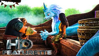 RAYA AND THE LAST DRAGON 'Water Dragon' Official Featurette (NEW 2021) Disney Warrior Princess HD