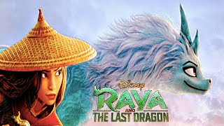 Raya and the Last Dragon | Big Game Ad | Disney + |From March 5 2021