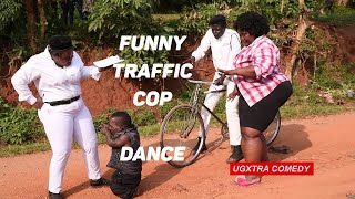 FUNNY TRAFFIC COP DANCE  Tracy,Dorah,Joka,Full Stop African Comedy 2021 HD