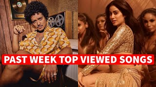 Global Past Week Most Viewed Songs on Youtube [8 March 2021]