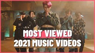 MOST VIEWED K-POP MUSIC VIDEOS OF 2021 | MARCH (WEEK 1)
