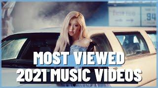 MOST VIEWED K-POP MUSIC VIDEOS OF 2021 | MARCH (WEEK 3)