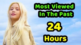 TOP 35 Most Viewed K pop MVs In The Past 24 Hours (24 March 2021)