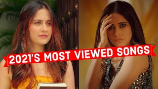 2021's Most Viewed Indian Songs on YouTube | Top 20 Indian Songs of January 2021