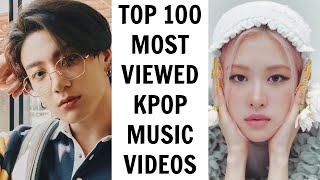 [TOP 100] MOST VIEWED KPOP MUSIC VIDEOS ON YOUTUBE | February 2021