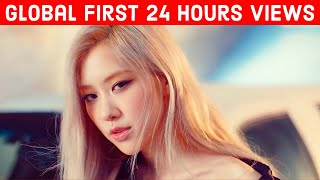 Global Most Viewed Songs in First 24 Hours (Top 20)