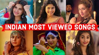 Top 75 Most Viewed Indian Songs on Youtube of All Time | Most Watched Indian Songs