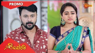 Sevanthi - Promo | 29 March 2021 | Udaya TV Serial | Kannada Serial