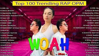 Top 100 Trending Rap OPM Songs 2021 March - Ex Battalion, Skusta Clee, Flow G, Honcho, Matthaios
